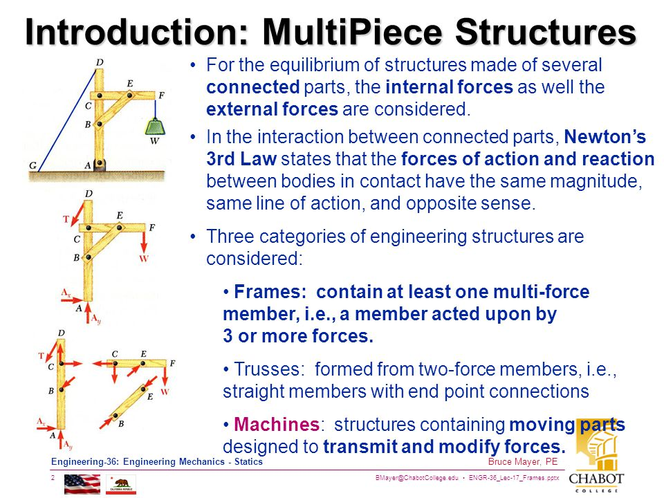 Introduction: MultiPiece Structures
