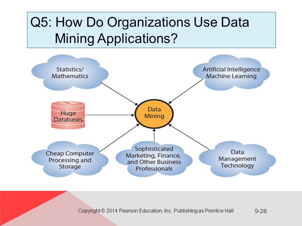 Q5: How Do Organizations Use Data Mining Applications