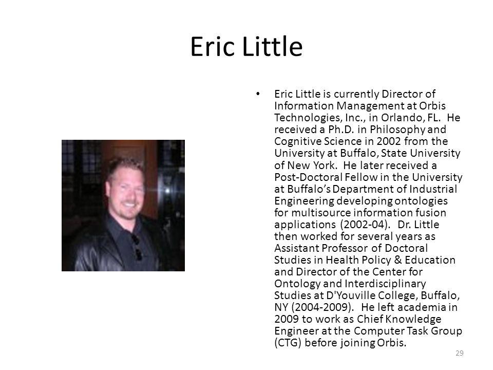 Eric Little