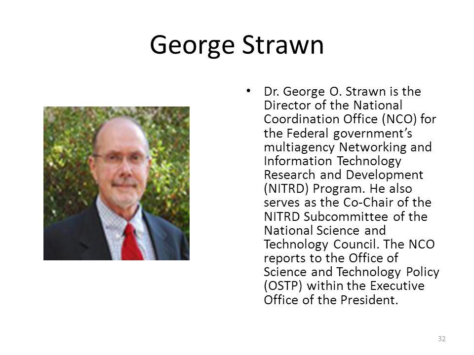 George Strawn