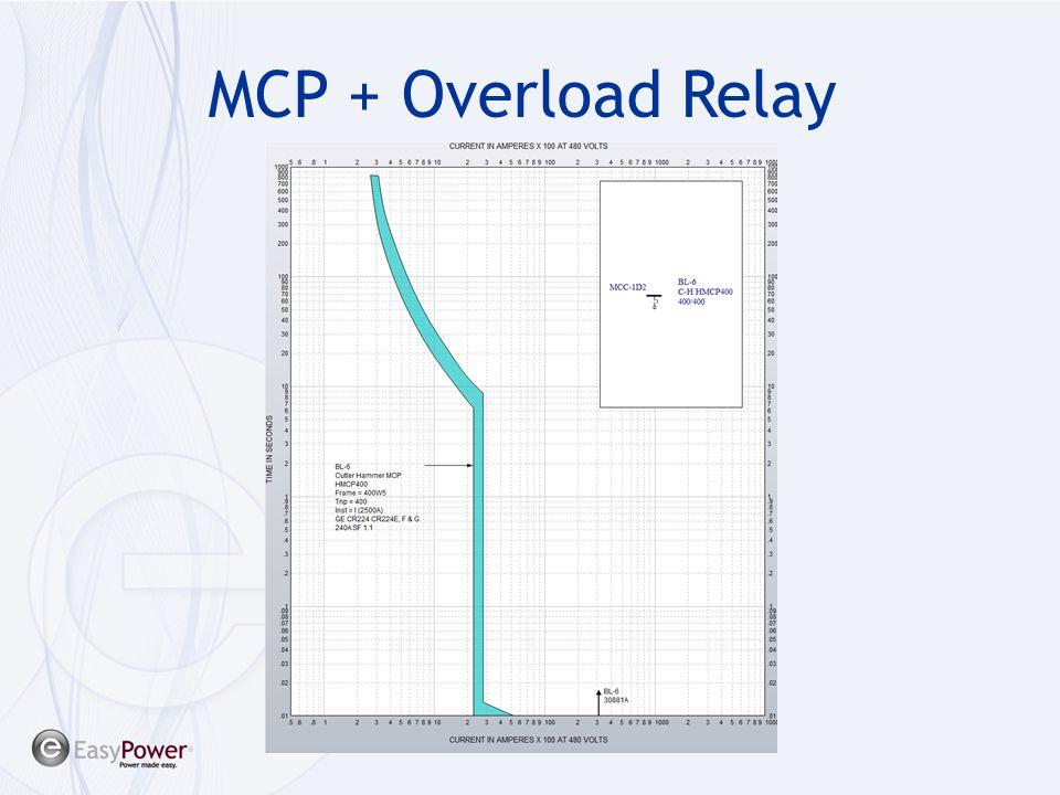 MCP + Overload Relay