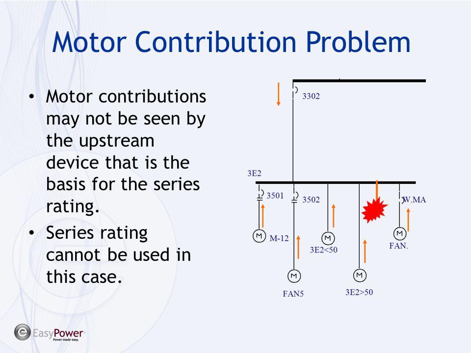 Motor Contribution Problem