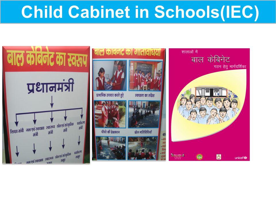 Child Cabinet in Schools(IEC)