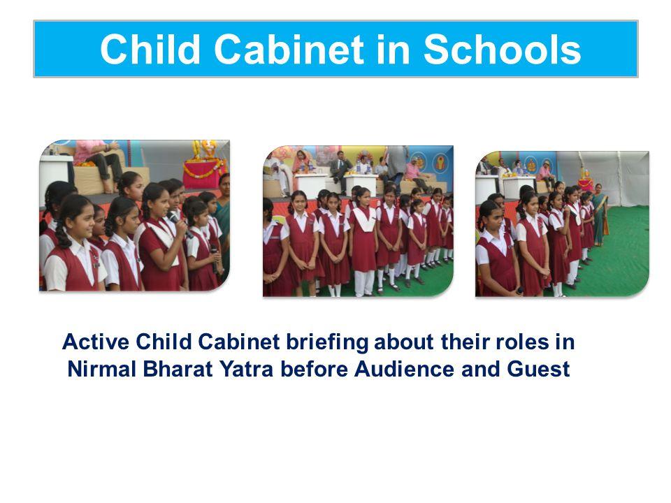 Child Cabinet in Schools