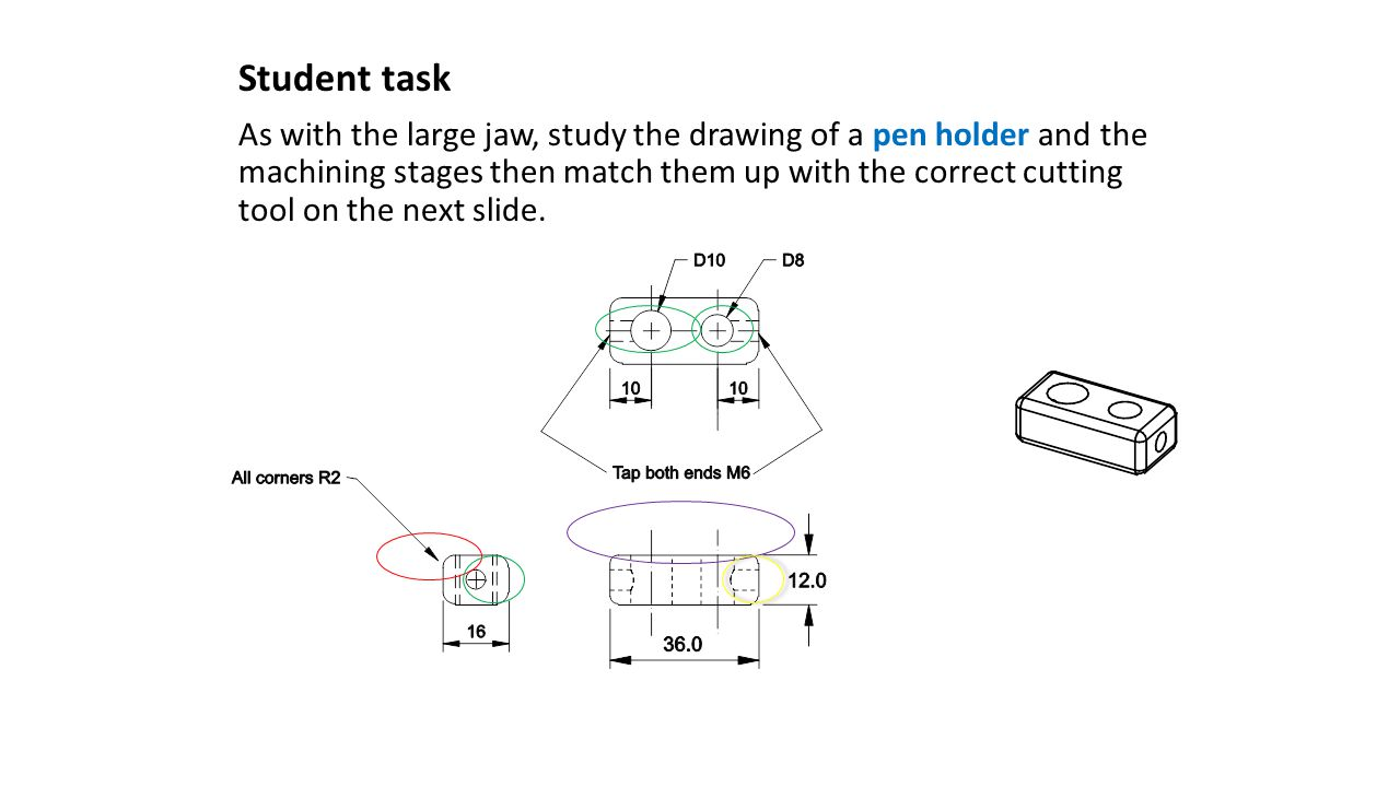 Student task