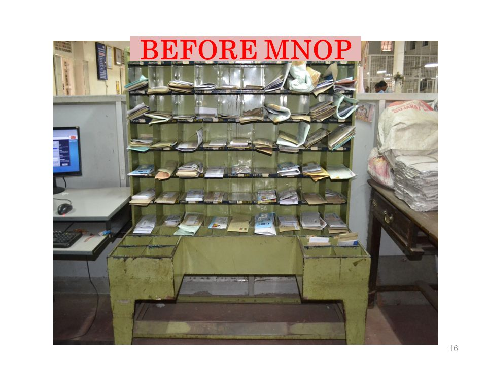 BEFORE MNOP To include the before photo of SPC