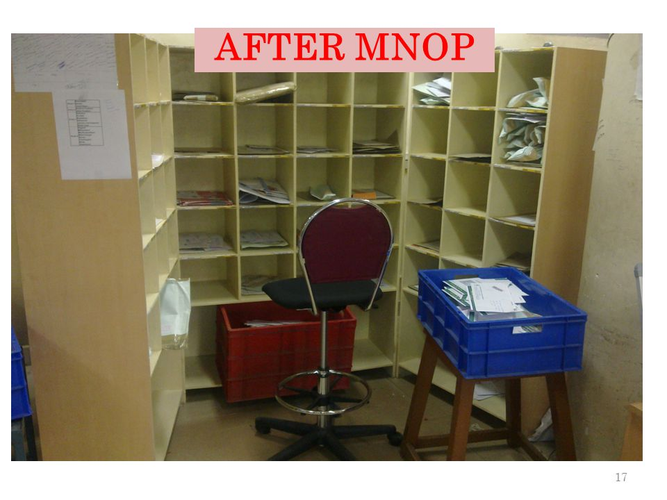 AFTER MNOP To include the After Photo of SPC