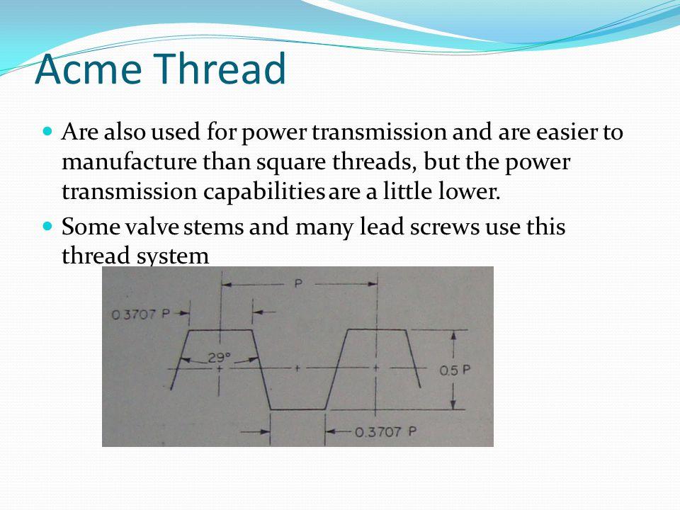 Acme Thread