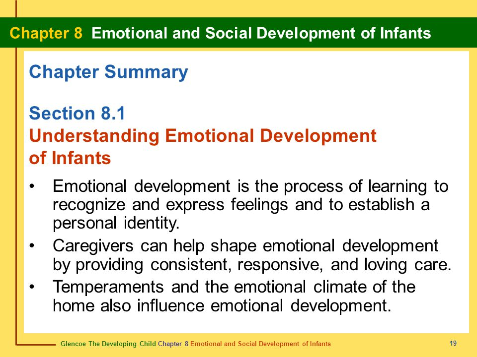 Understanding Emotional Development of Infants