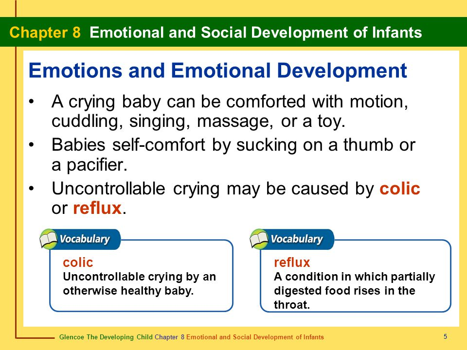 Emotions and Emotional Development