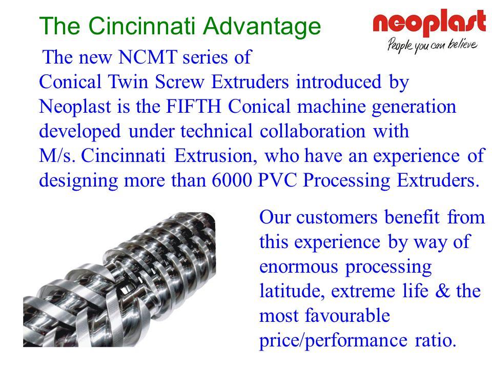 The Cincinnati Advantage