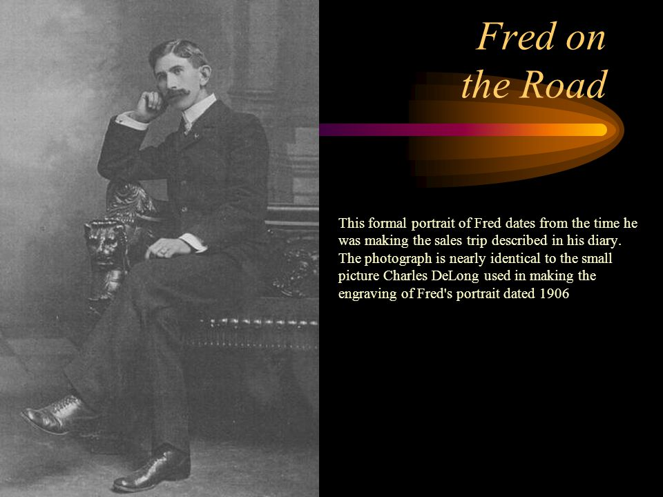 Fred on the Road