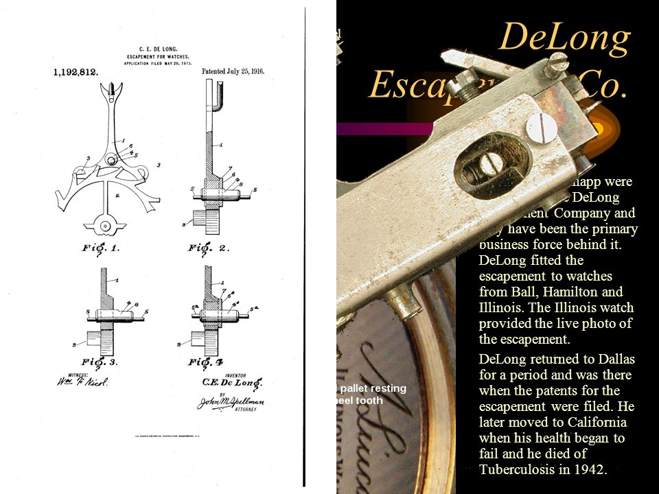 Coaxial Eccentric Patent