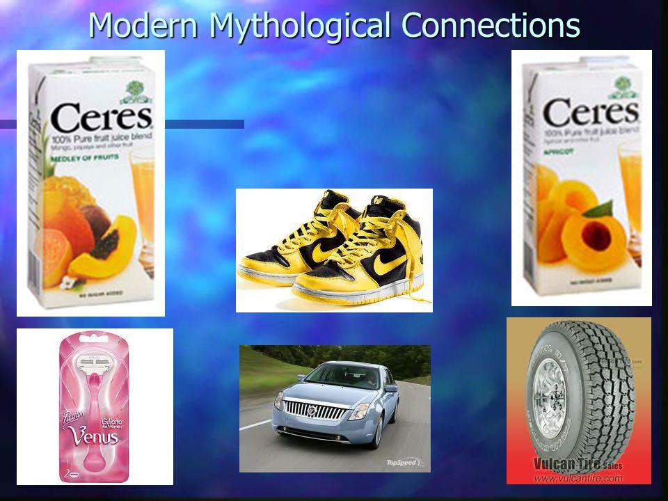 Modern Mythological Connections