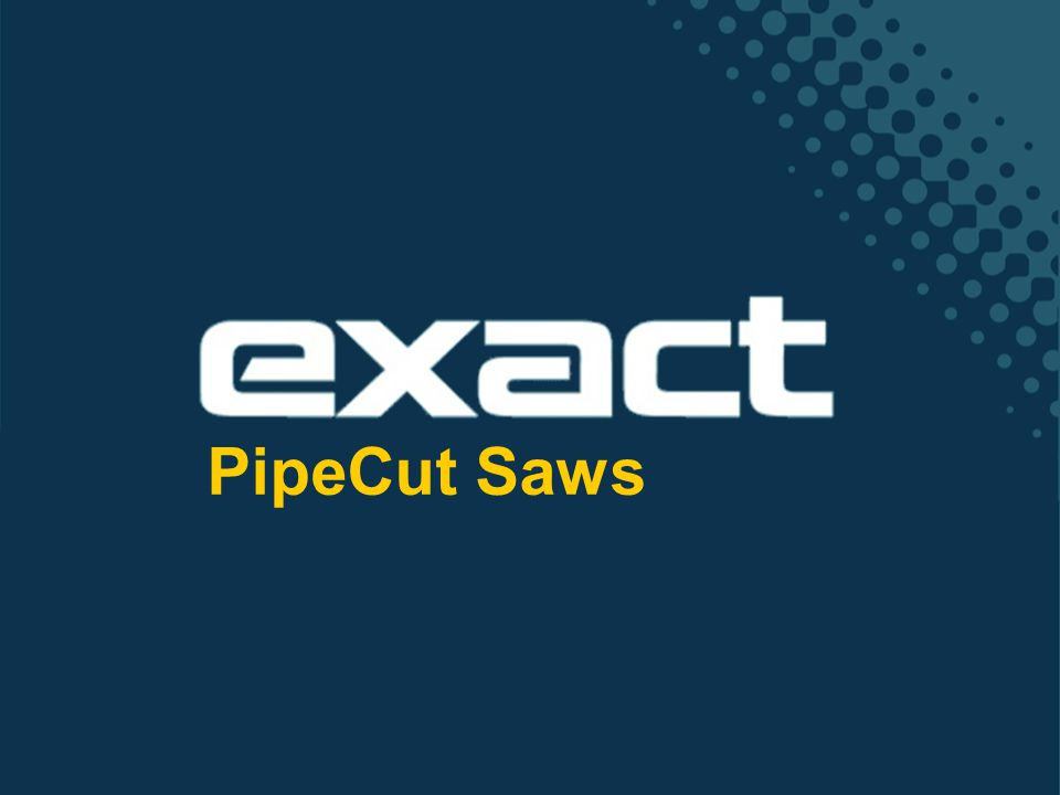 PipeCut Saws