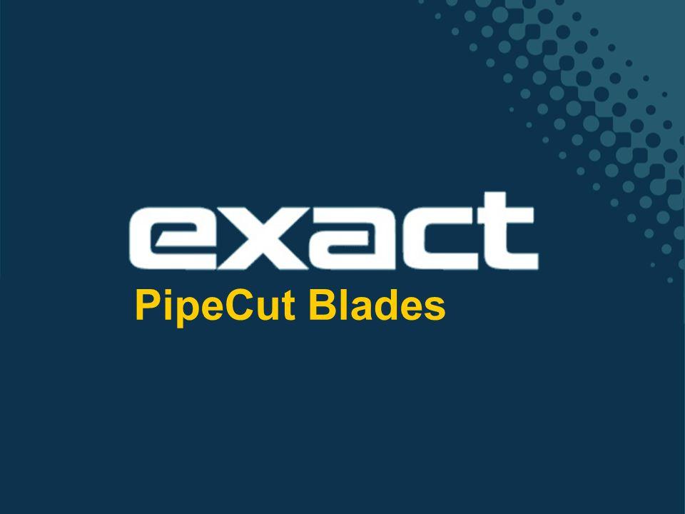 PipeCut Blades