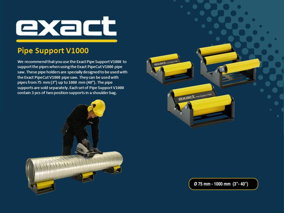 Pipe Support V1000