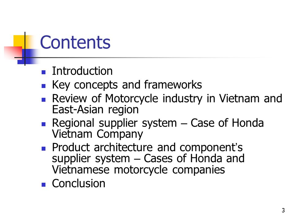 Contents Introduction Key concepts and frameworks