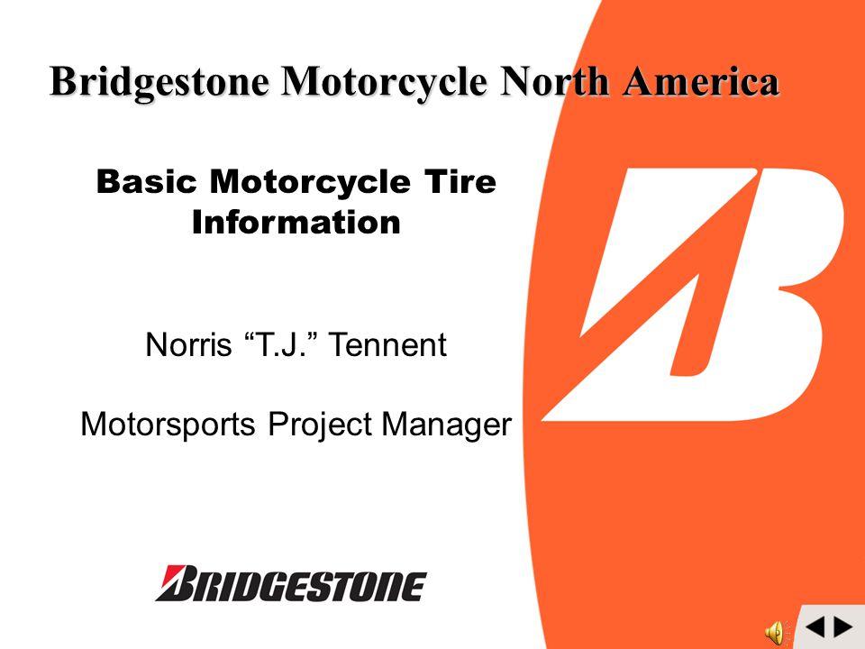 Bridgestone Motorcycle North America