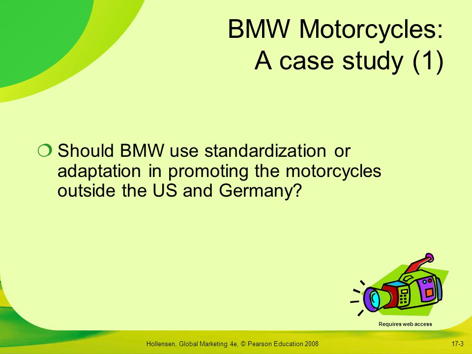 BMW Motorcycles: A case study (1)