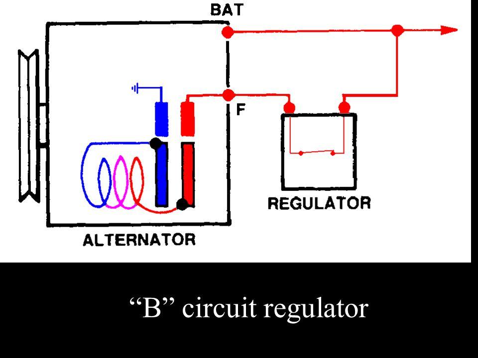 B circuit regulator