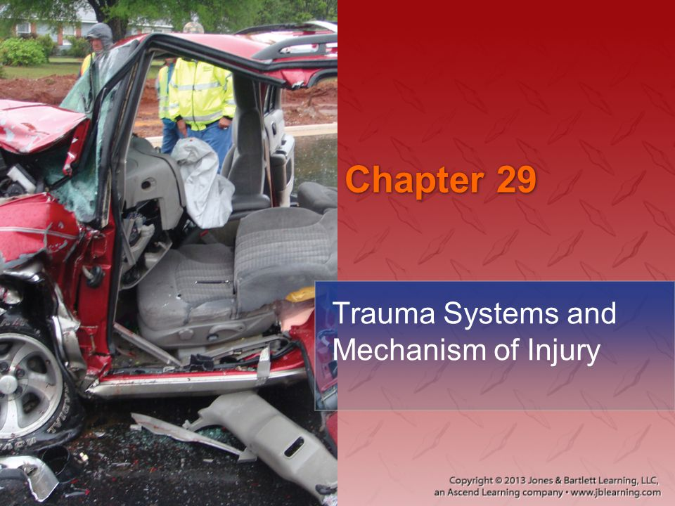 Trauma Systems and Mechanism of Injury