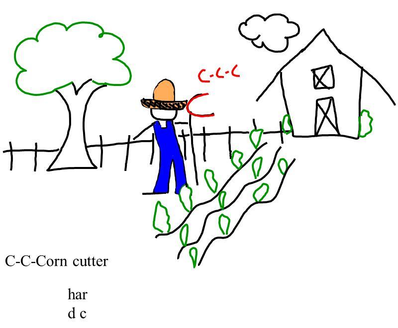 C-C-Corn cutter hard c