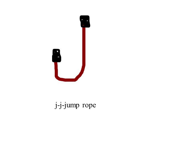 j-j-jump rope