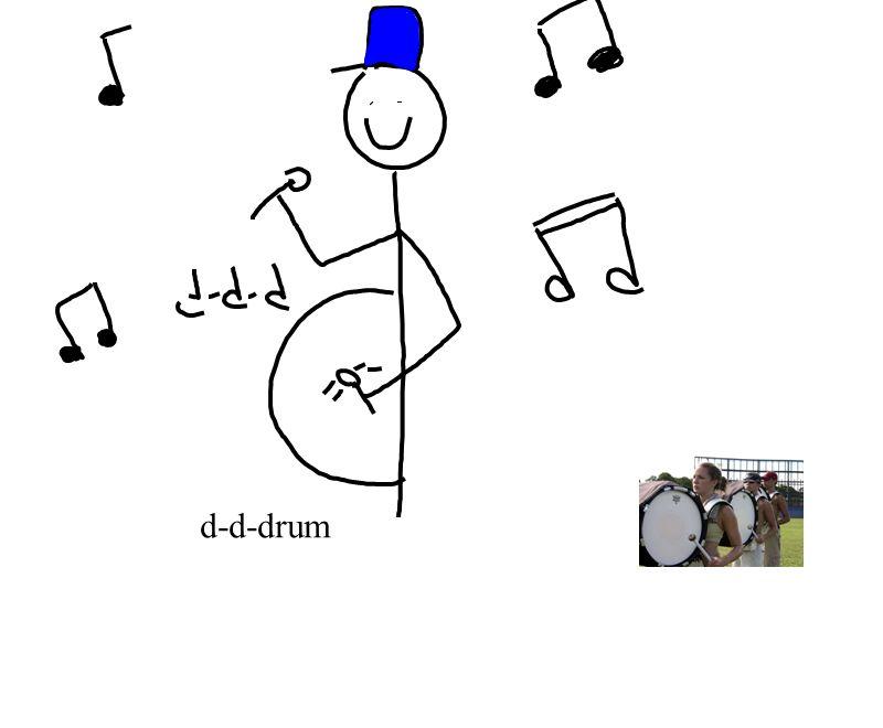 d-d-drum