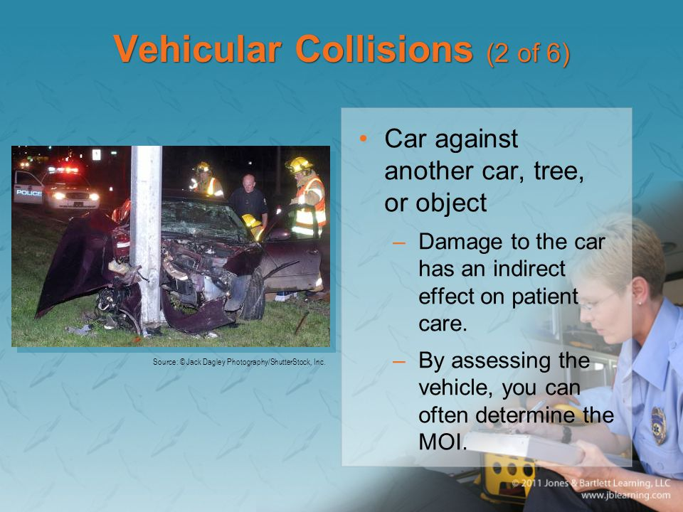 Vehicular Collisions (2 of 6)