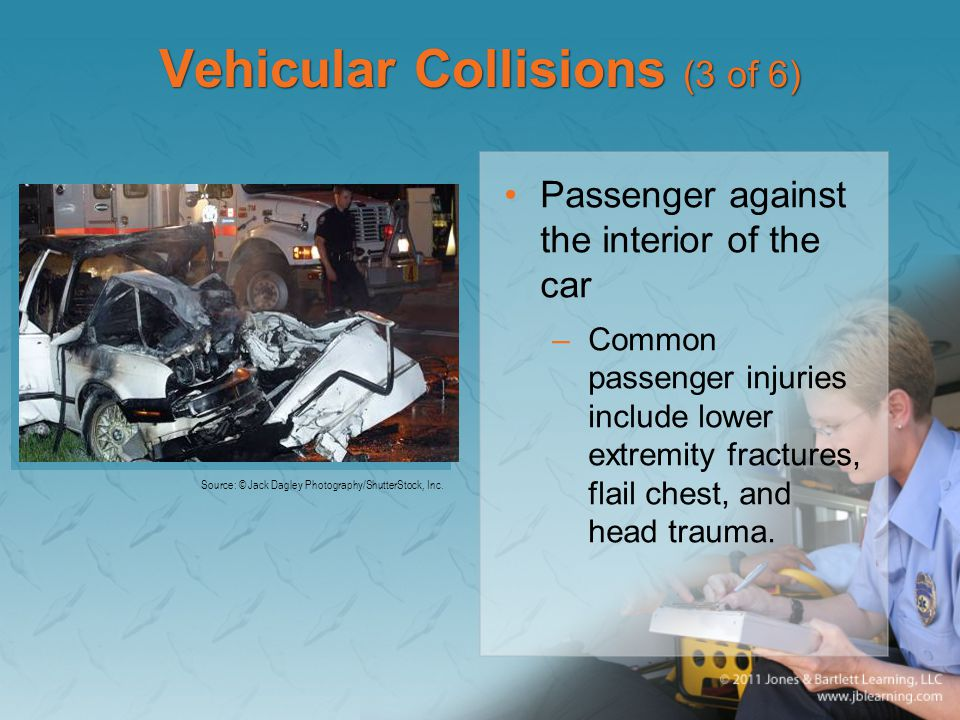 Vehicular Collisions (3 of 6)