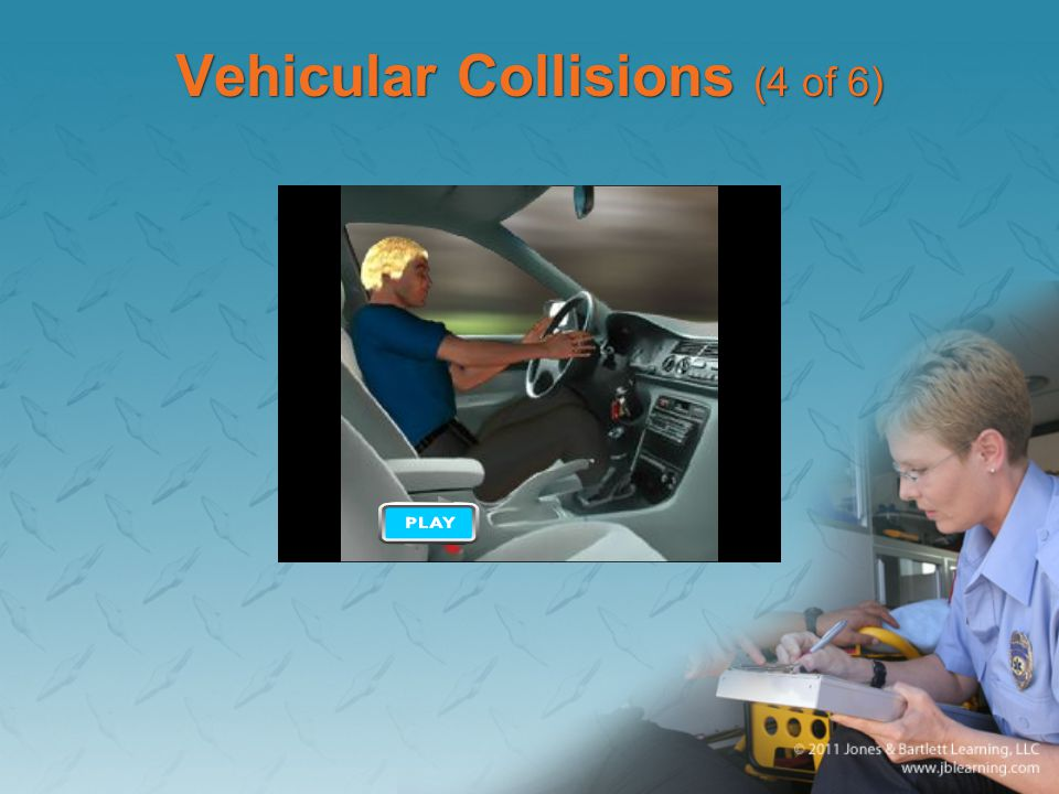 Vehicular Collisions (4 of 6)