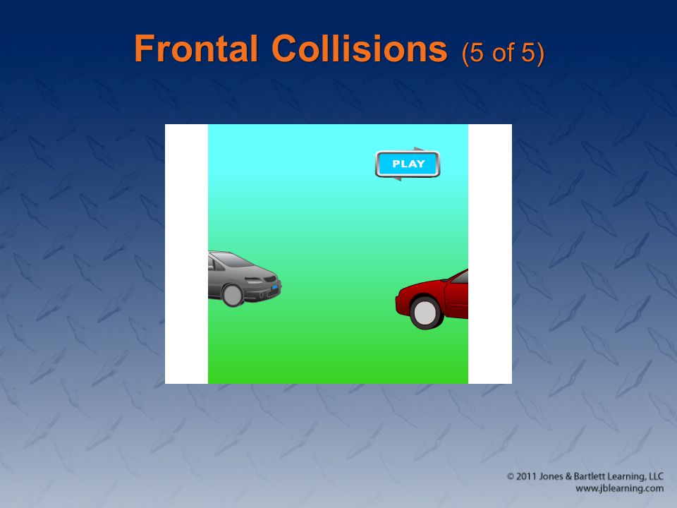 Frontal Collisions (5 of 5)