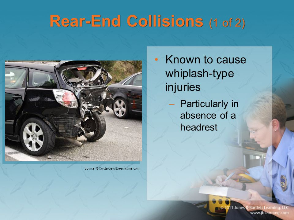 Rear-End Collisions (1 of 2)
