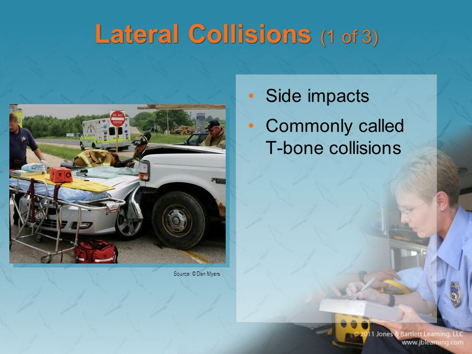 Lateral Collisions (1 of 3)
