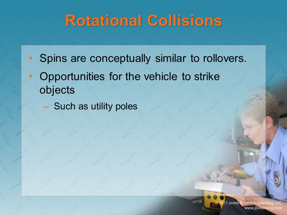 Rotational Collisions