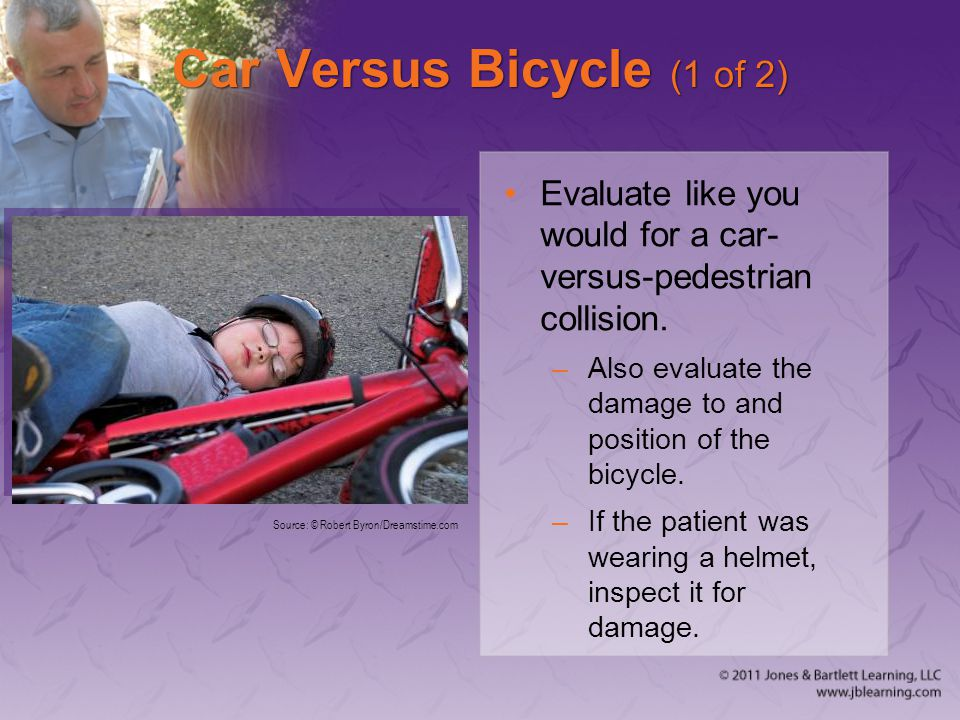 Car Versus Bicycle (1 of 2)