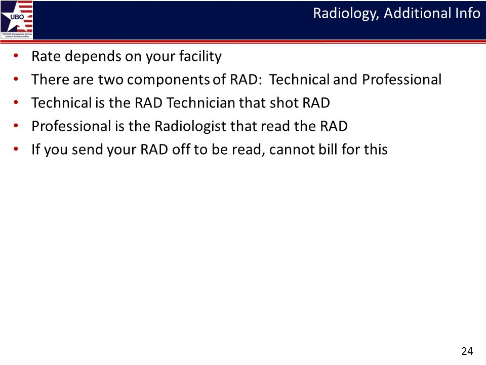 Radiology, Additional Info
