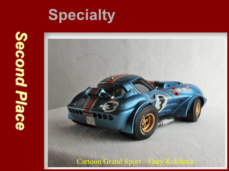 Specialty Second Place Cartoon Grand Sport – Gary Kulchock