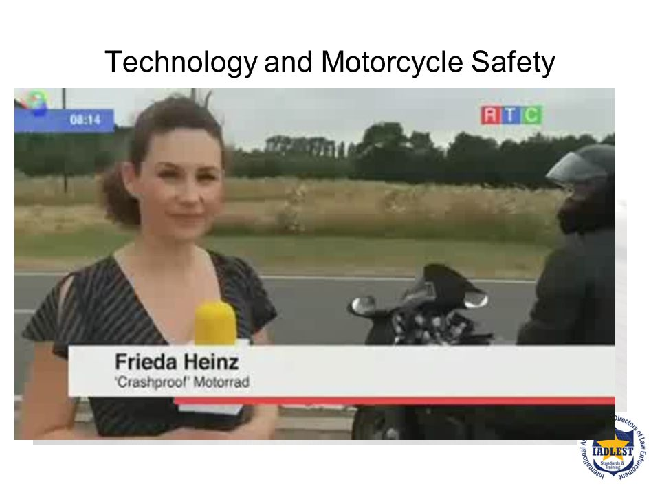 Technology and Motorcycle Safety