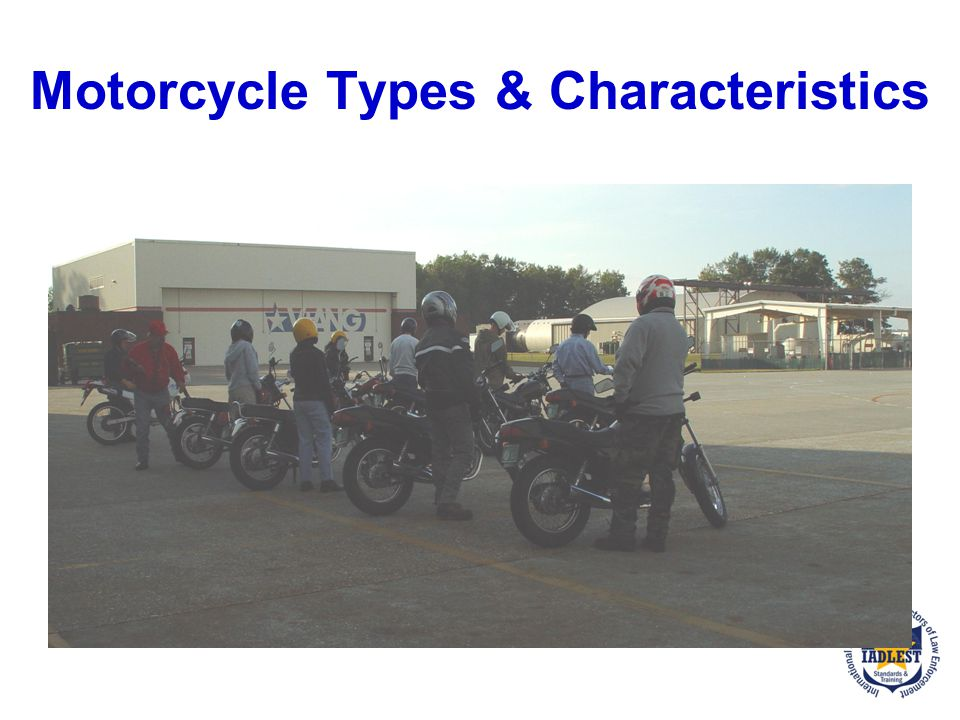Motorcycle Types & Characteristics