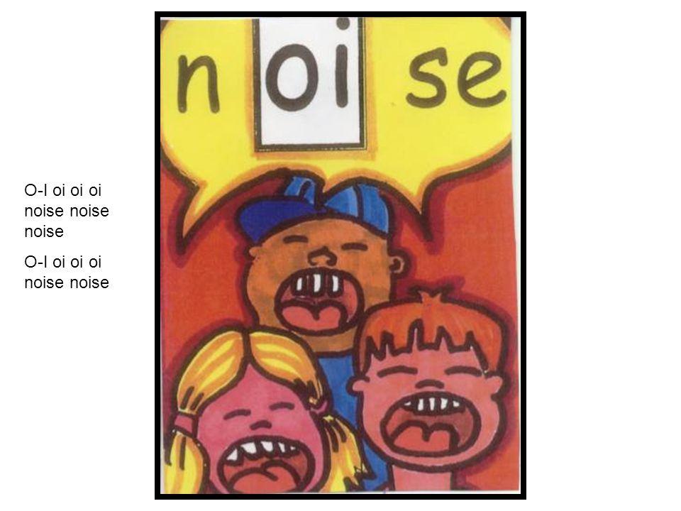 O-I oi oi oi noise noise noise