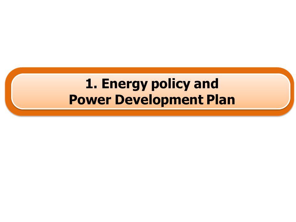 Power Development Plan