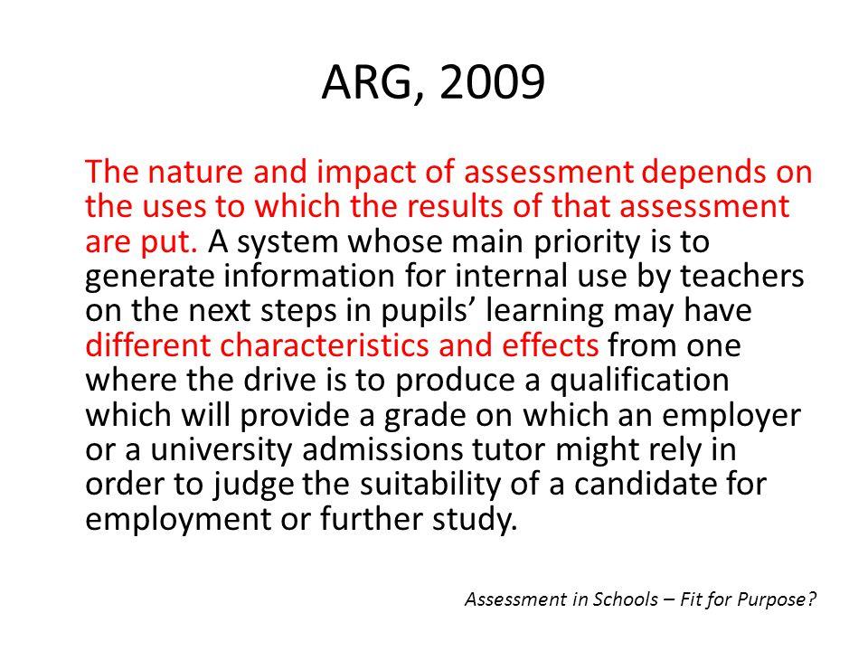 ARG, 2009