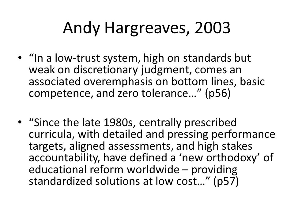 Andy Hargreaves, 2003