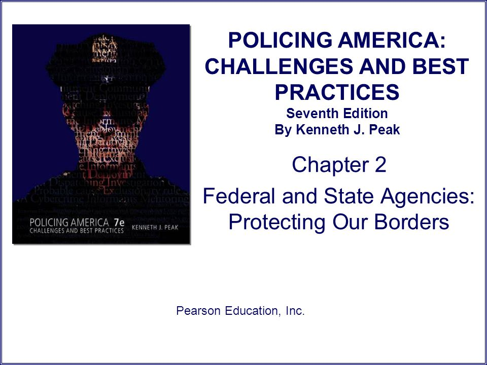 Introduction Police agencies have been greatly altered by the events of 9/11.
