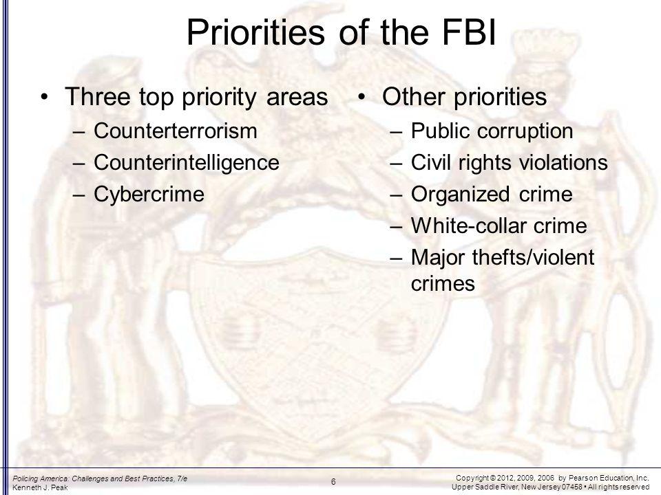 FBI Ancillary Services