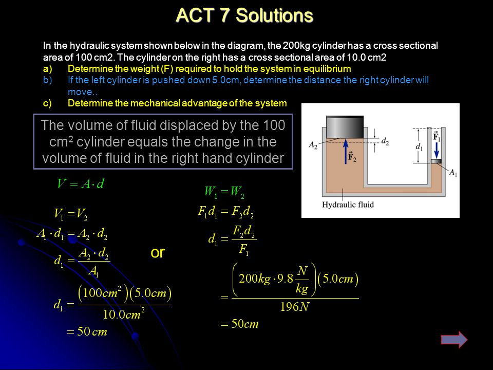 ACT 7 Solutions
