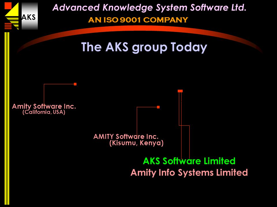 Amity Info Systems Limited