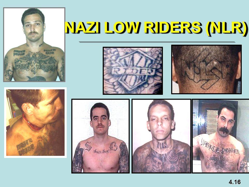 NAZI LOW RIDERS (NLR) 4.16